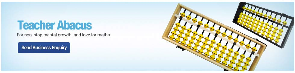Abacus Manufaturers in India